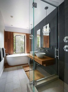 Minimalist Modern Bathroom Designs For Your Home12