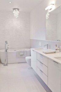 Minimalist Modern Bathroom Designs For Your Home21