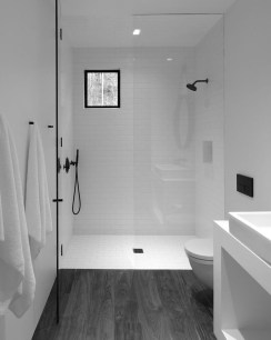Minimalist Modern Bathroom Designs For Your Home31
