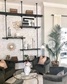 Modern Wallpaper Decoration For Living Room Ideas05