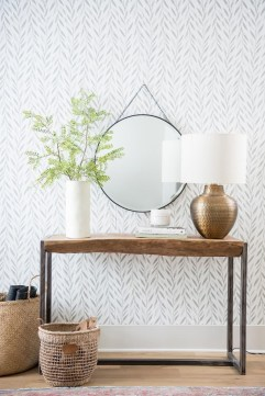 Modern Wallpaper Decoration For Living Room Ideas08