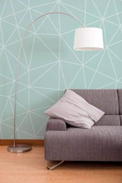 Modern Wallpaper Decoration For Living Room Ideas18