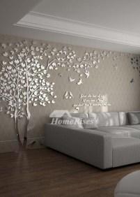 Modern Wallpaper Decoration For Living Room Ideas20
