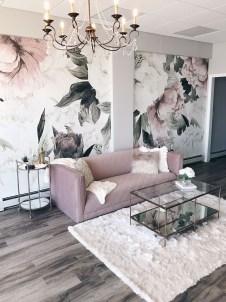 Modern Wallpaper Decoration For Living Room Ideas32