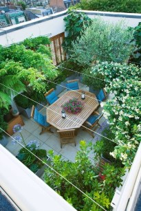 Most Popular And Beautiful Rooftop Garden01
