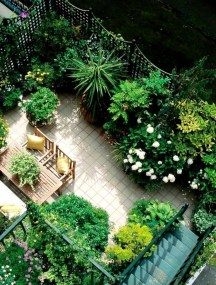 Most Popular And Beautiful Rooftop Garden05