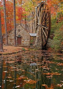 Soothing Autumn Landscape Ideas For This Season08