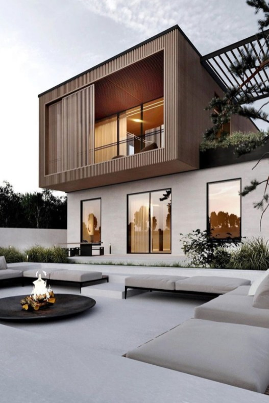 Superb Contemporary Houses Designs Surrounded By Picturesque Nature46