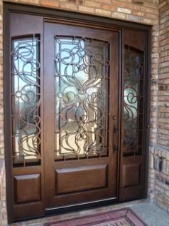 Unique And Elegant Door Decoration Ideas14
