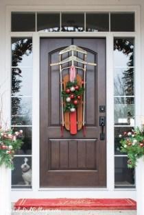 Unique And Elegant Door Decoration Ideas28