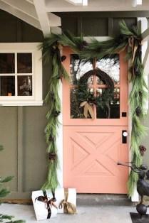 Unique And Elegant Door Decoration Ideas29