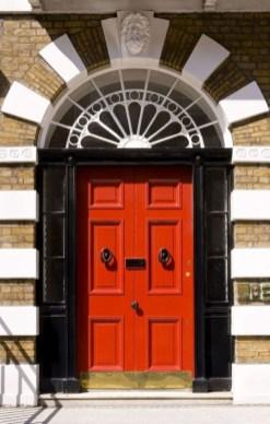 Unique And Elegant Door Decoration Ideas36