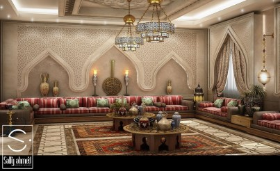 Awesome Arabian Living Room Ideas03