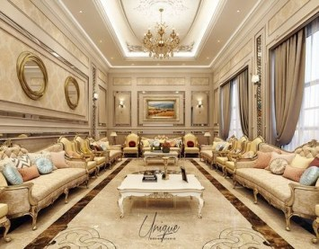 Awesome Arabian Living Room Ideas12