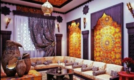 Awesome Arabian Living Room Ideas25