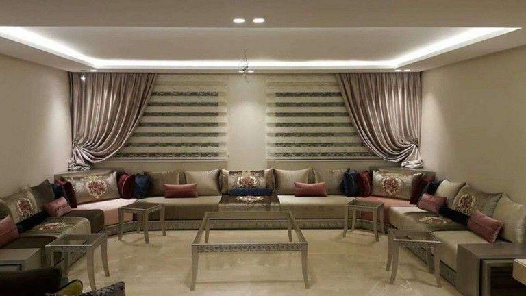 Awesome Arabian Living Room Ideas35