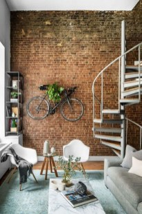 Awesome Brick Expose For Living Room01
