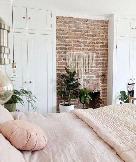 Awesome Brick Expose For Living Room24