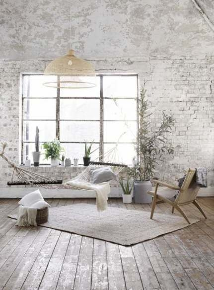 Awesome Brick Expose For Living Room26
