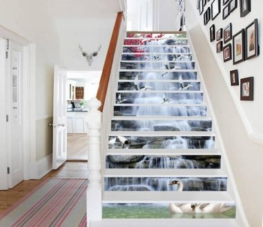 Awesome Flying Stairs Ideas02