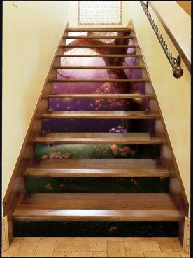 Awesome Flying Stairs Ideas17