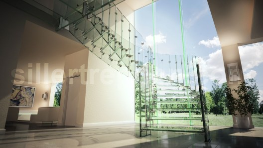 Awesome Flying Stairs Ideas18