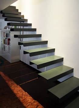 Awesome Flying Stairs Ideas39