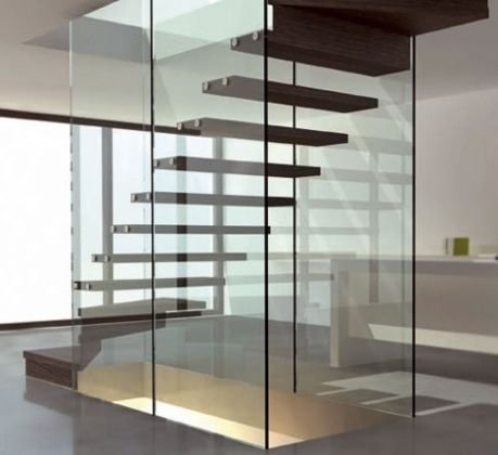 Awesome Flying Stairs Ideas40