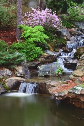 Awesome Garden Waterfall Ideas02