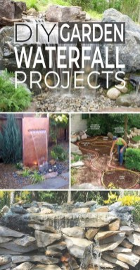 Awesome Garden Waterfall Ideas07