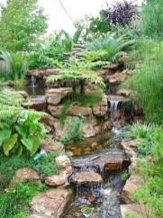Awesome Garden Waterfall Ideas36