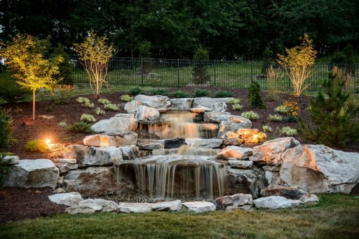 Awesome Garden Waterfall Ideas38