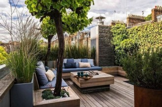 Awesome Rooftop Garden Ideas19
