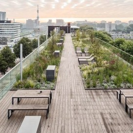 Awesome Rooftop Garden Ideas27