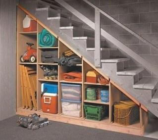 Extraordinary Stairs Storage Ideas03