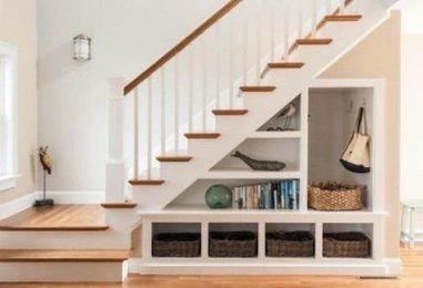 Extraordinary Stairs Storage Ideas14