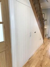 Extraordinary Stairs Storage Ideas16