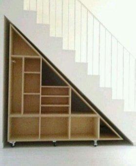 Extraordinary Stairs Storage Ideas37