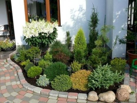 Fresh Ideas Frontyard Garden07