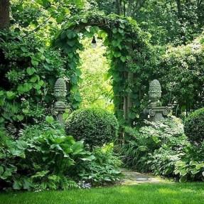 Fresh Ideas Frontyard Garden20