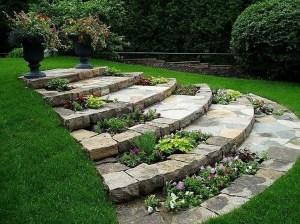 Fresh Ideas Frontyard Garden27