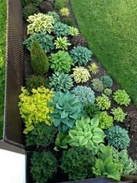 Fresh Ideas Frontyard Garden33