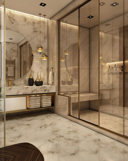 Luxury Bathroom Ideas 40
