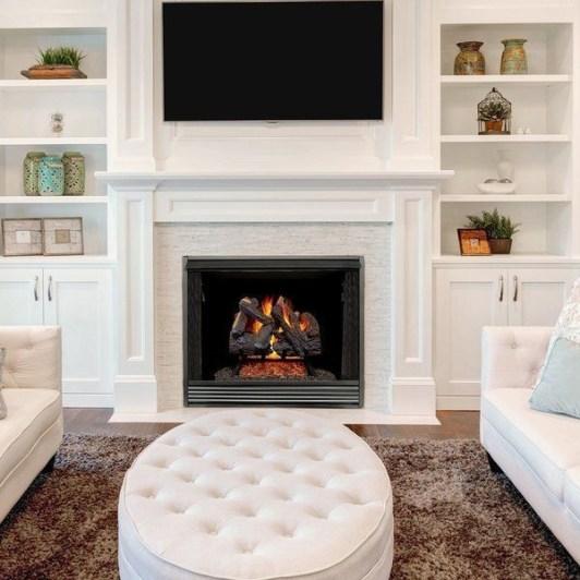 Luxury Family Room Fireplace Ideas13