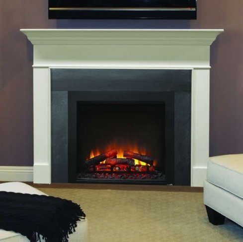 Luxury Family Room Fireplace Ideas39