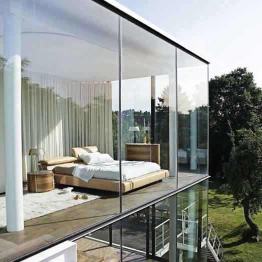 Luxury Glasses House Ideas36