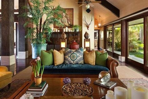 Modern Asian Home Decor Ideas17