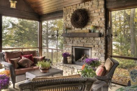 Traditional Porch Decoration Ideas34