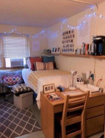 Efficient Dorm Room Organization Ideas01