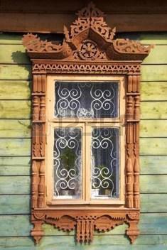 Elegant Carved Wood Window Ideas06